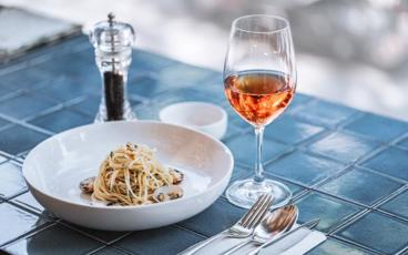 Enjoy a Beautiful 6-Course Mediterranean Set Menu Seafood Dinner at Hippie Fish