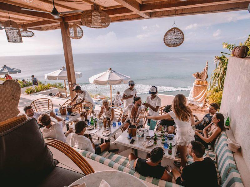 Get up to 46% OFF at Uluwatu's HOTTEST New Beach Club - Ulu Cliffhouse
