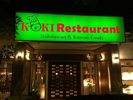 Koki Restaurant Sanur