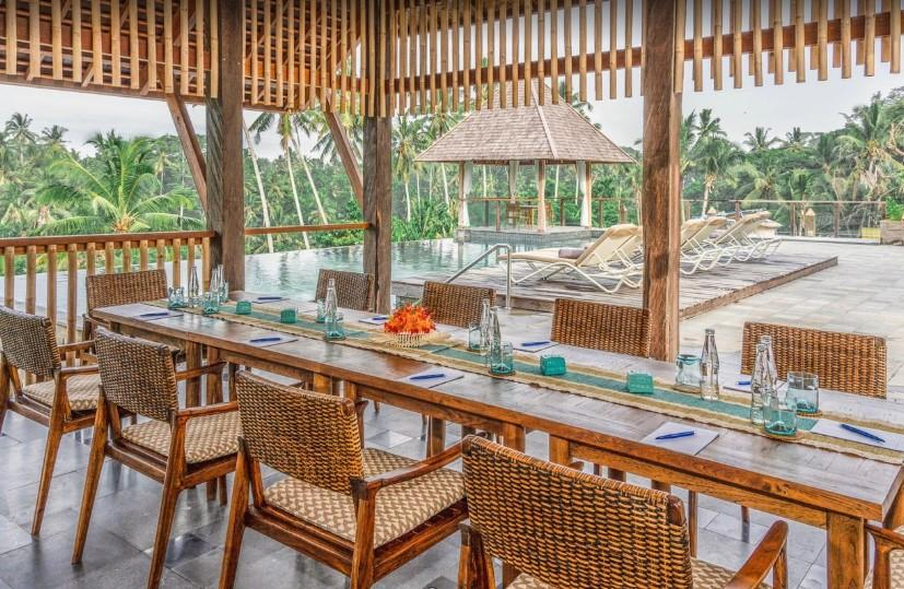 Kalyana Restaurant At Tejaprana Bisma