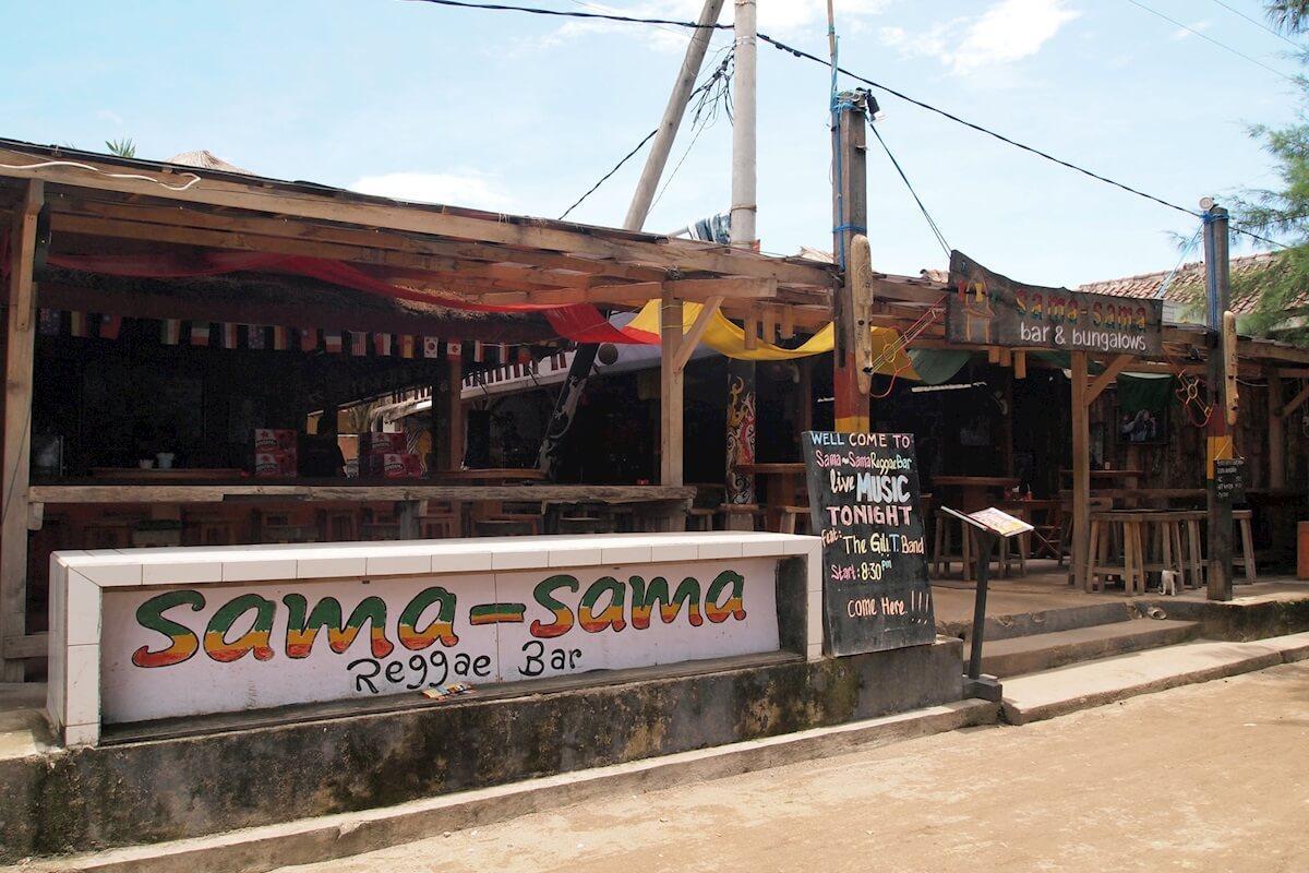 Sama - Sama Bungalows
