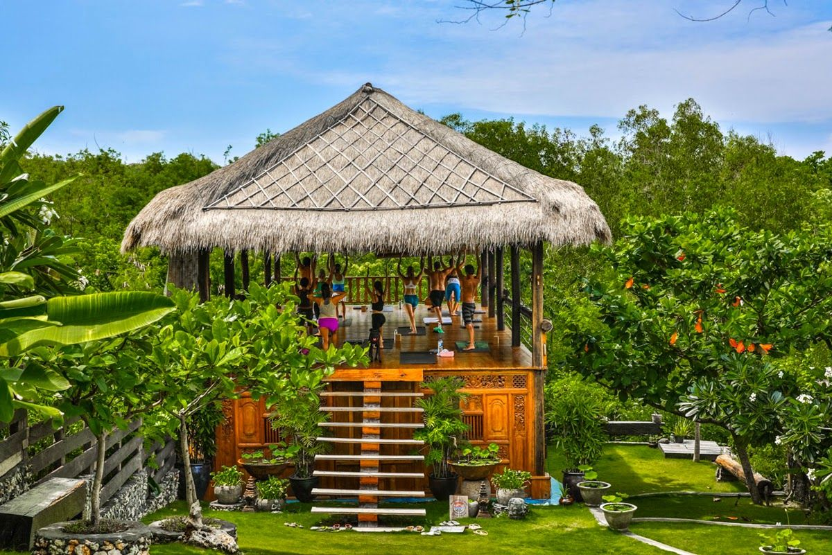 Do YOGA at Uluwatu Surf Villas