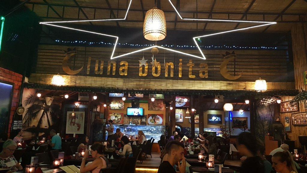 Luna Bonita Restaurant