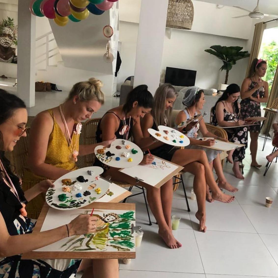 Paradise Parties Bali