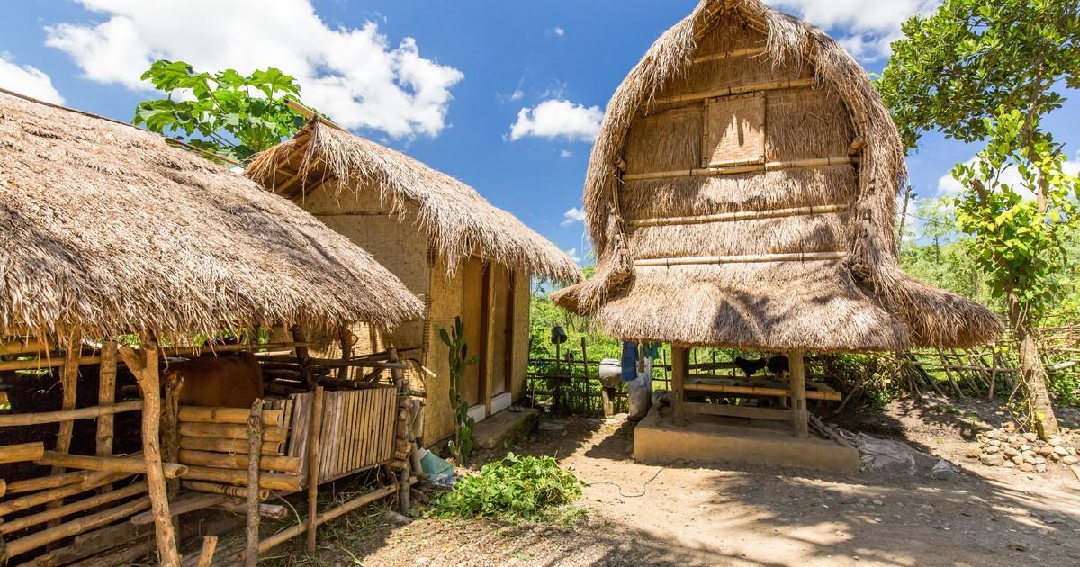 The Sasak Trail of Lombok