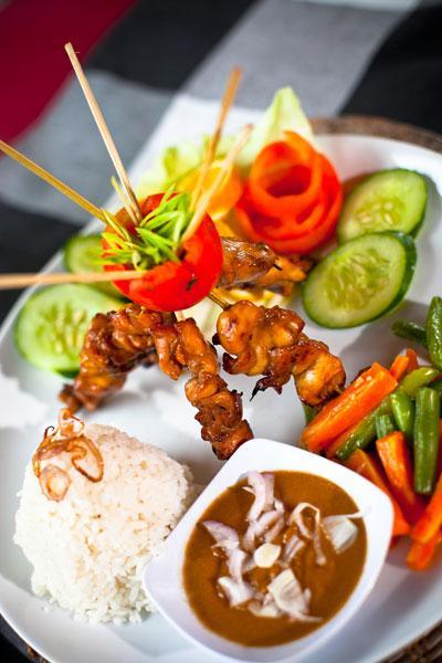 Teras Bali Restaurant