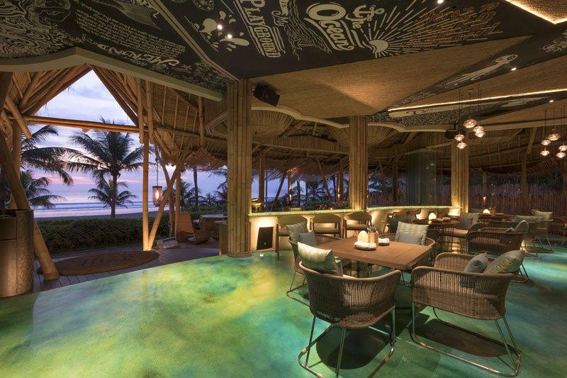 Seminyak's Favourite Treehouse - Azul Beach Club