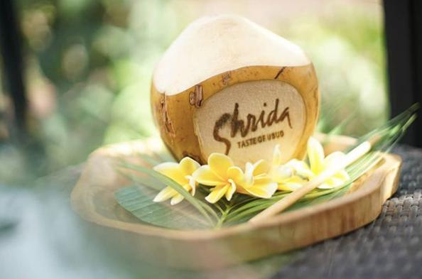 Shrida Taste of Ubud