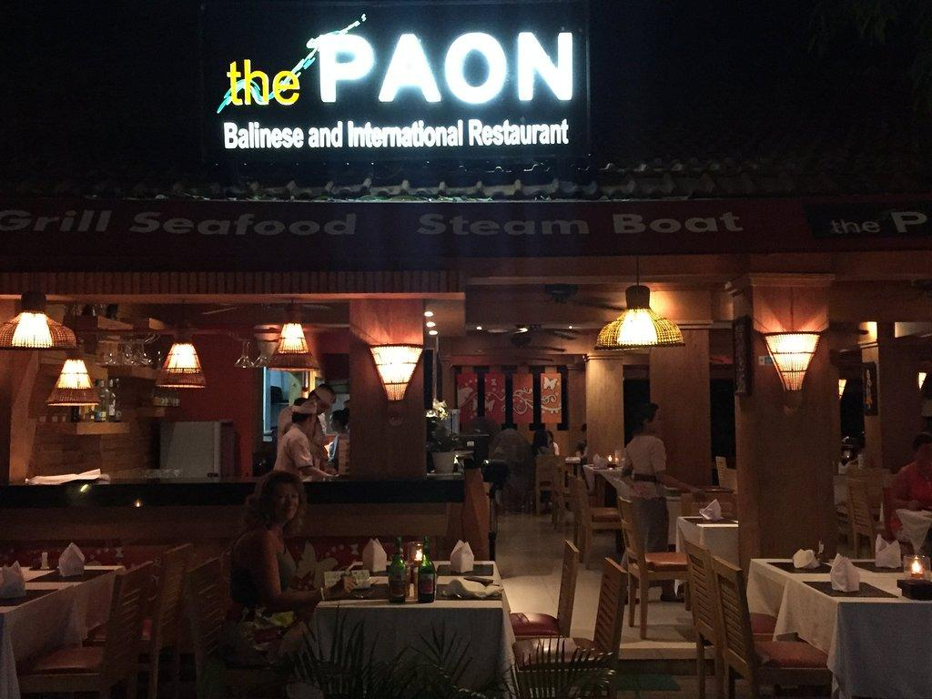 The Paon Restaurant