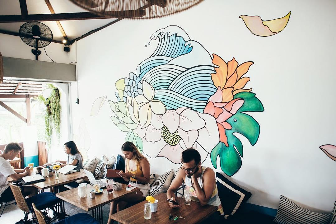 Eko Cafe Bali