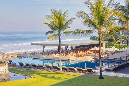 Beach Bar at Alila Seminyak