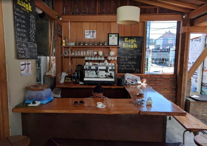 Kopi Kiosk - Coffee Hut
