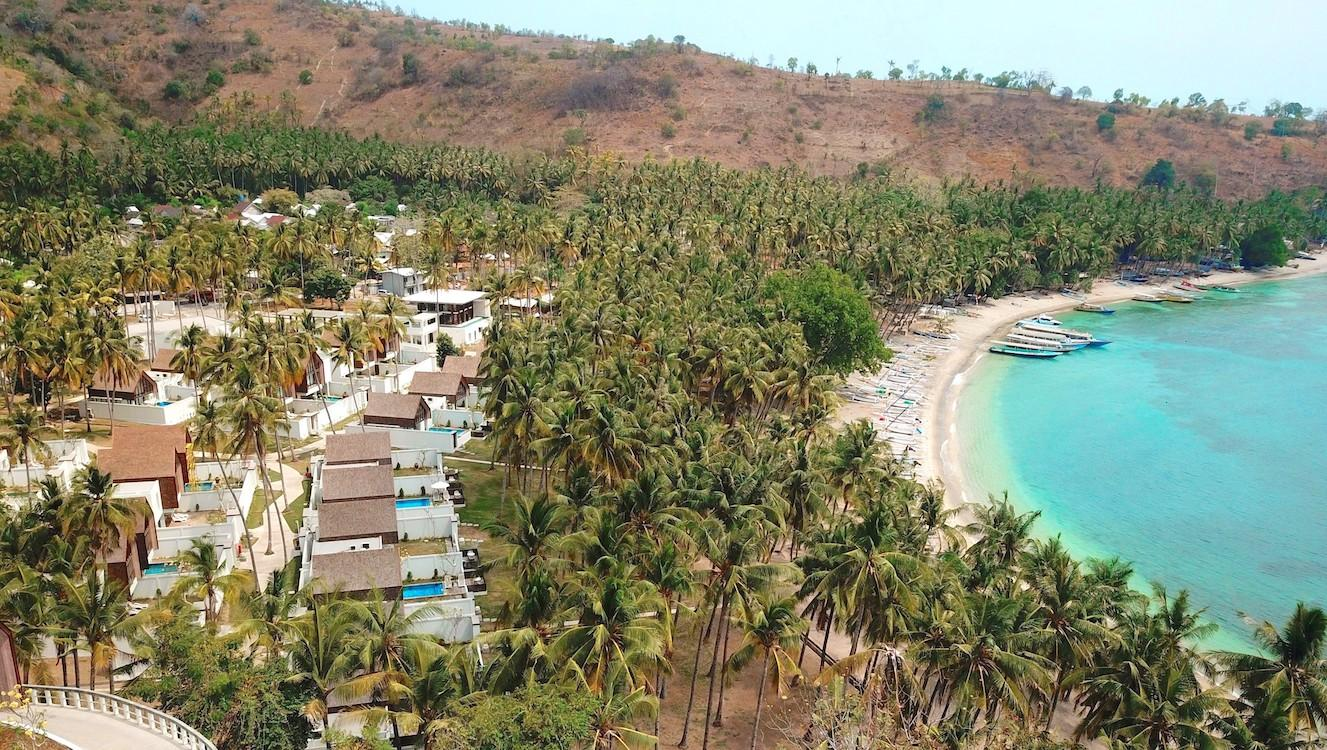 The Kayana Beach Lombok
