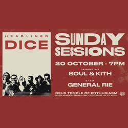 Deus Sunday Sessions - DICE