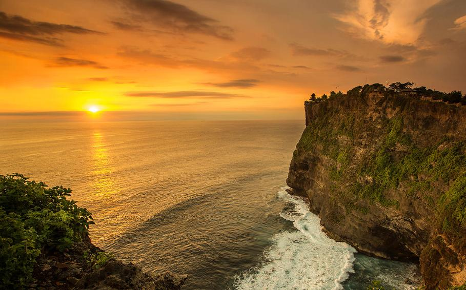 Full-Day Sunset Bali Island Tour