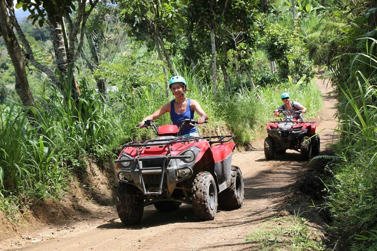 Off road Quad and Canyon Tubing