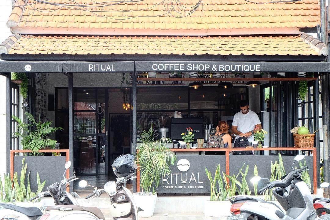 Ritual Coffee & Eatery Berawa