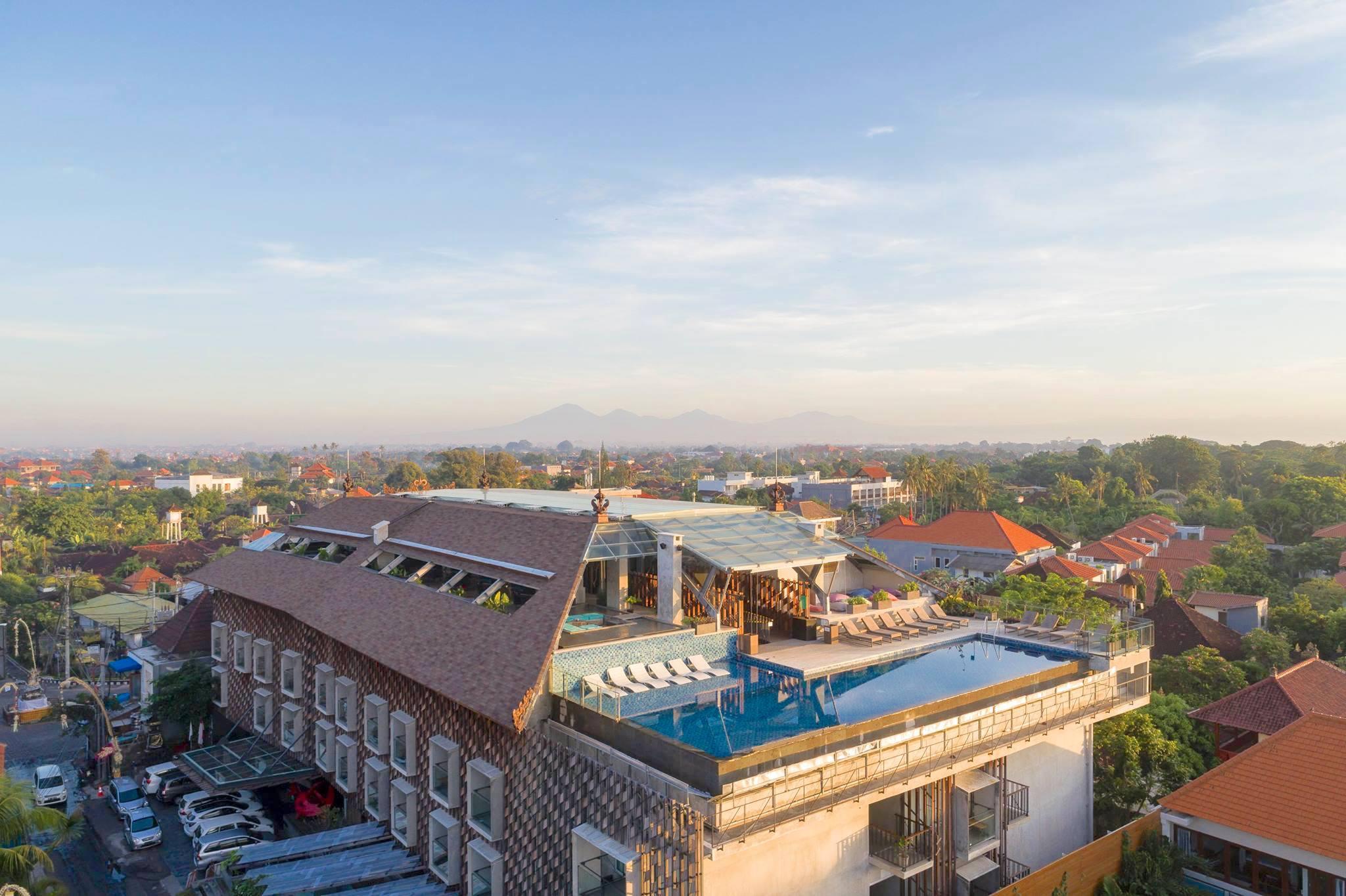BART Rooftop at Artotel Sanur