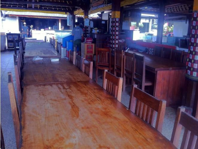 Jimbaran Beach Cafe