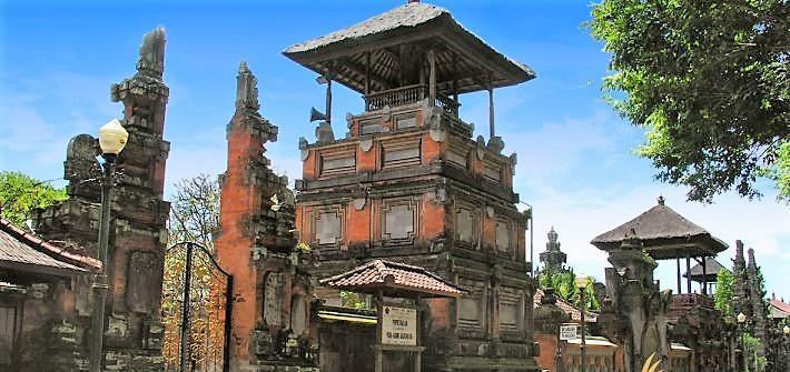 Agung Jagatnatha Temple