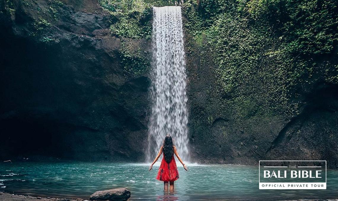Chase Bali's Most Amazing Waterfalls - by The Bali Bible