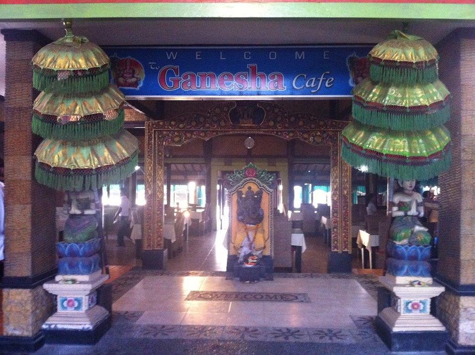 Ganesha Cafe
