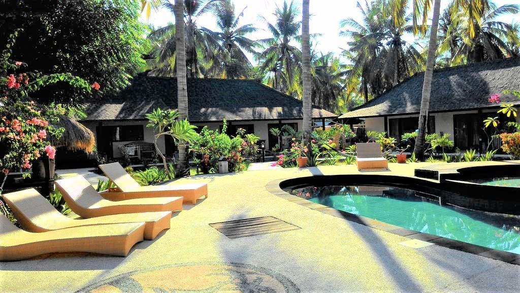 Trawangan Oasis Hotel