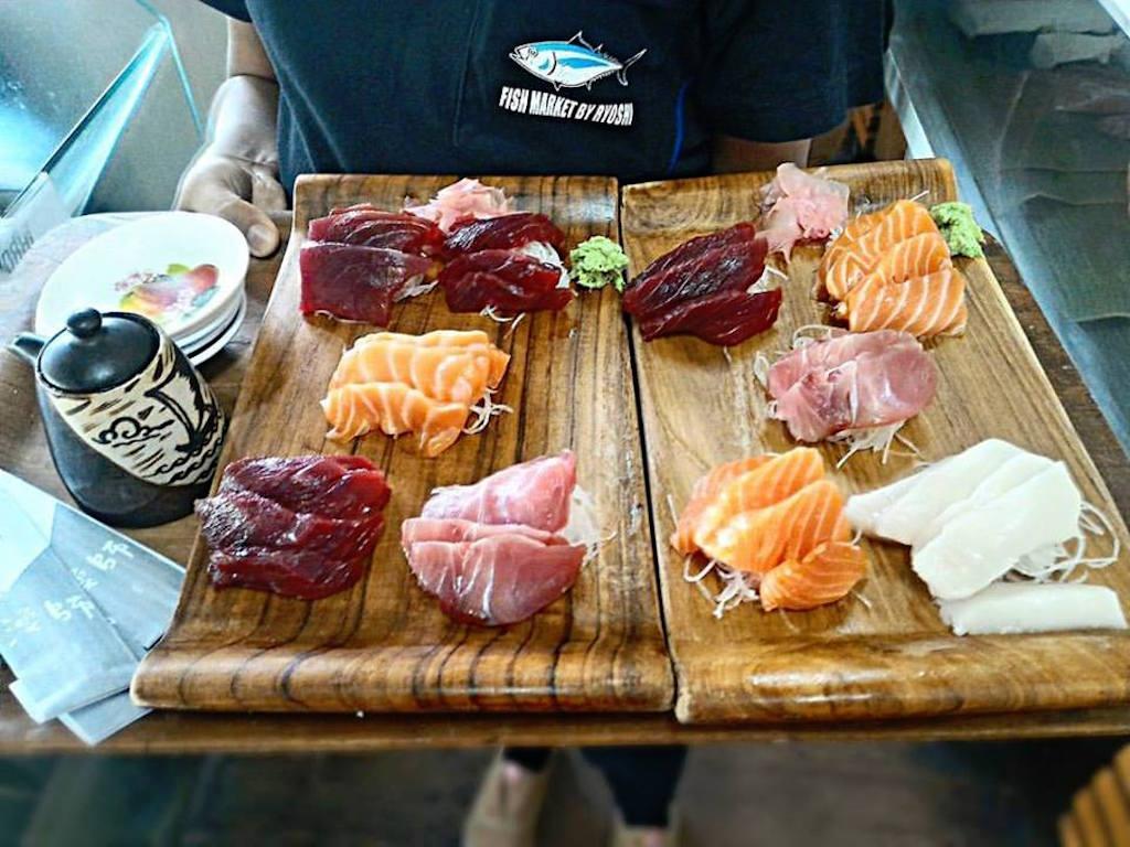 Ryoshi Japanese Restaurant Ubud