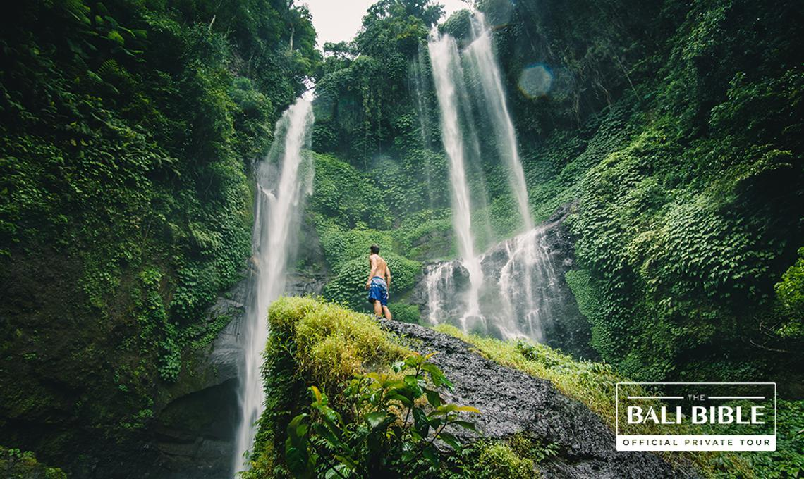 Bali's Hidden Waterfalls Tour by The Bali Bible