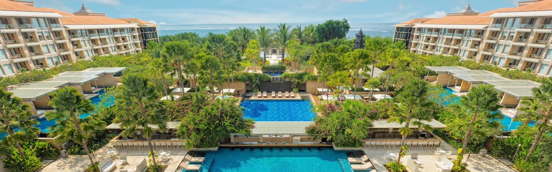 Mulia Resort - Nusa Dua, Bali