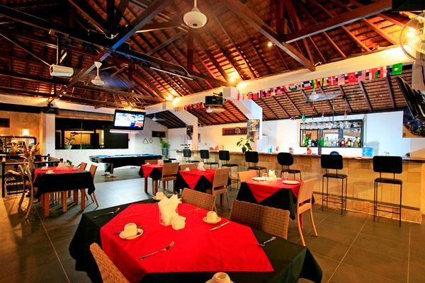 W Sports Bar & Restaurant