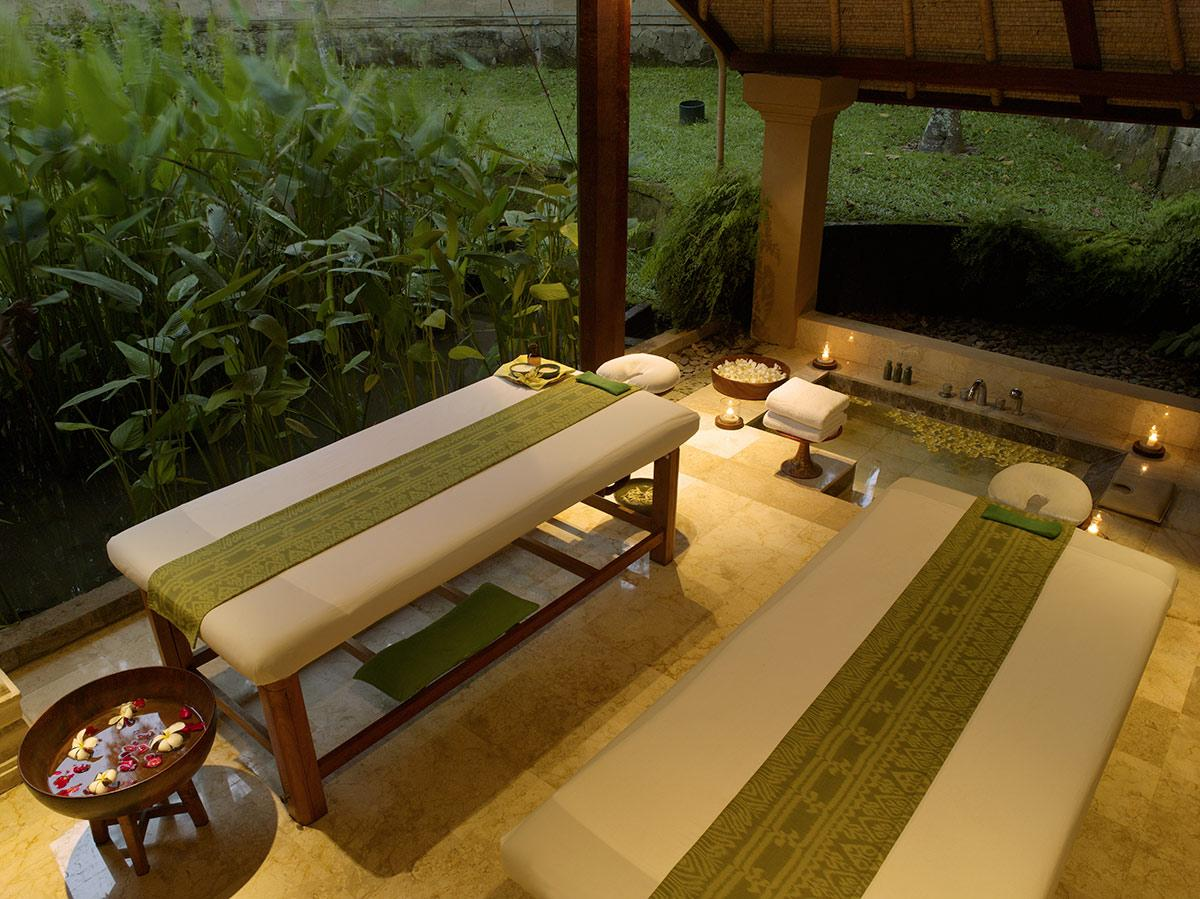 Amandari  Spa at Amandari Resort Ubud