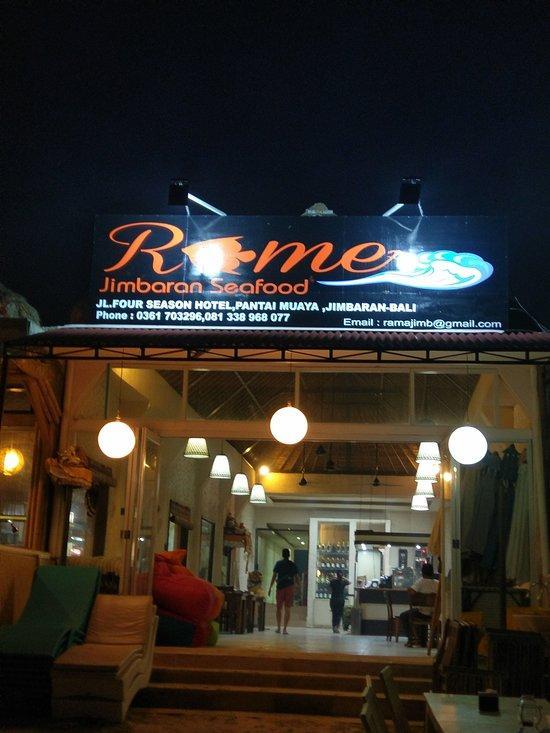 Rame Cafe Jimbaran