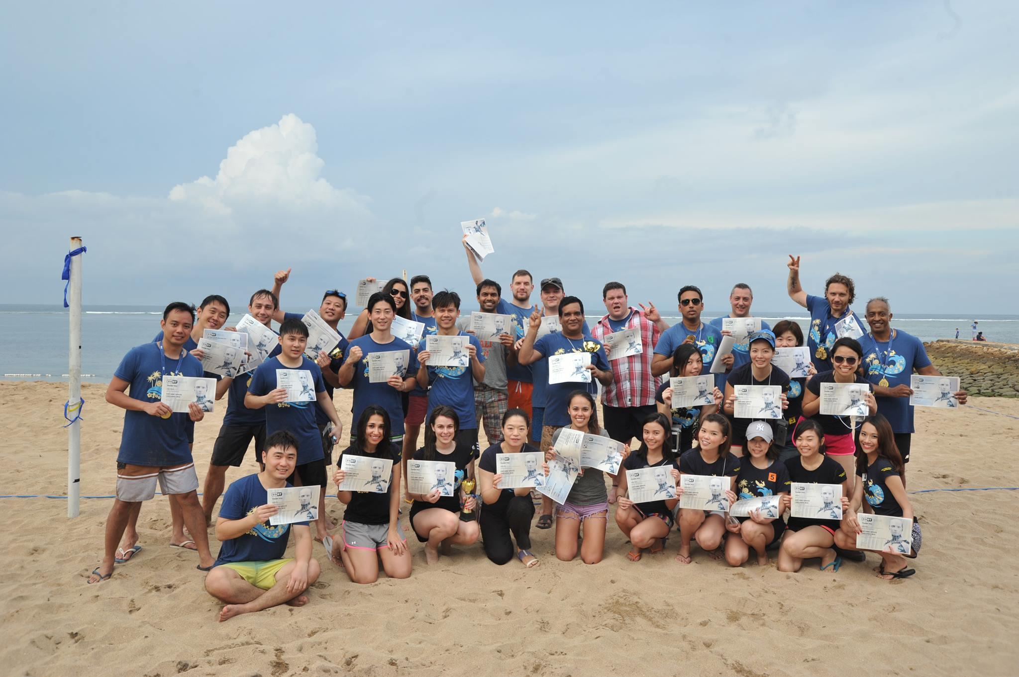 Bali Team Building Company