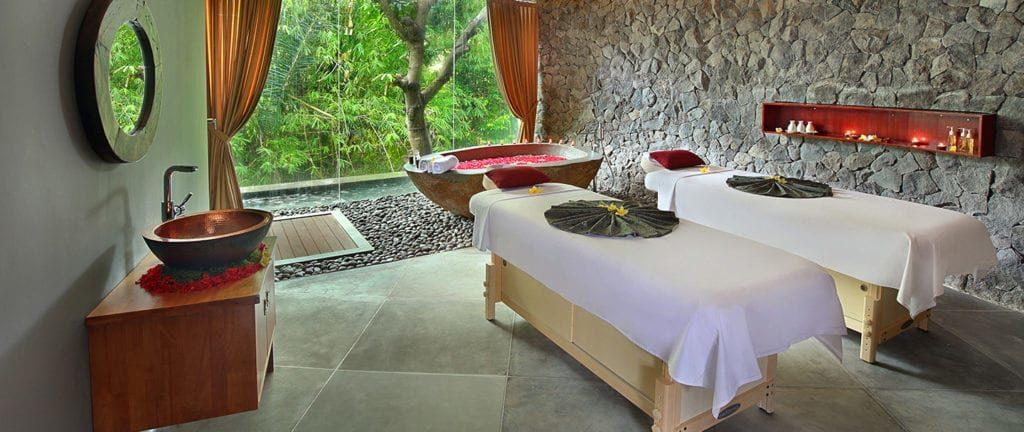 Spa at Theanna Eco Villa