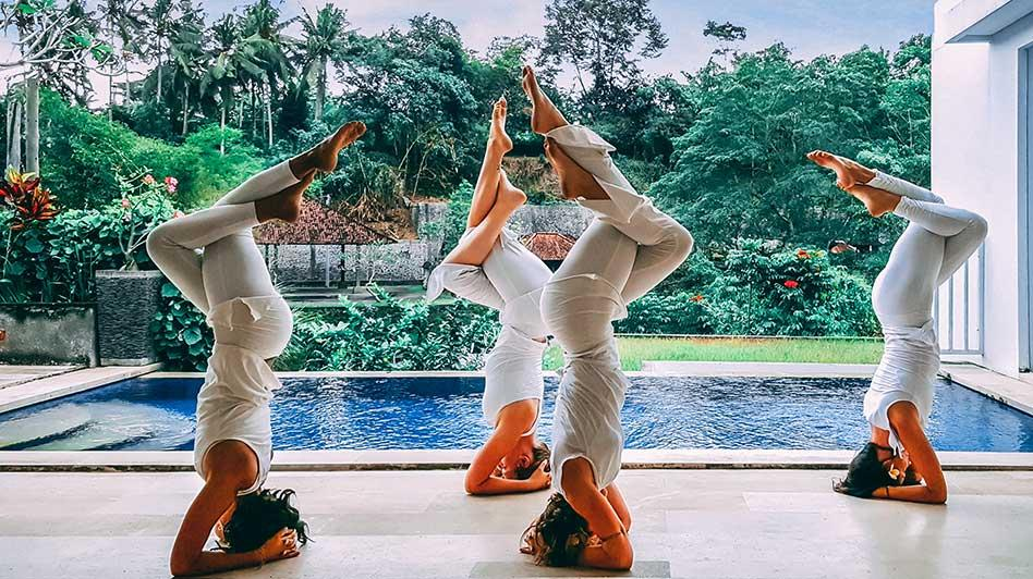 Blooming Lotus Yoga Ubud