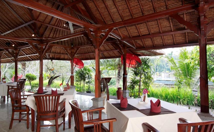 Boga Mandala Restaurant at Santi Mandala Villas & Spa