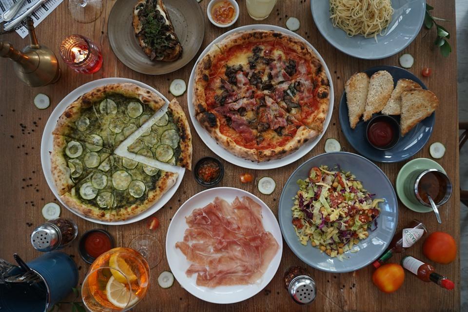 Wild Habit Pizza