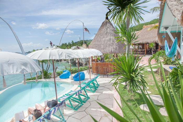 Le Pirate Beach Club Nusa Ceningan
