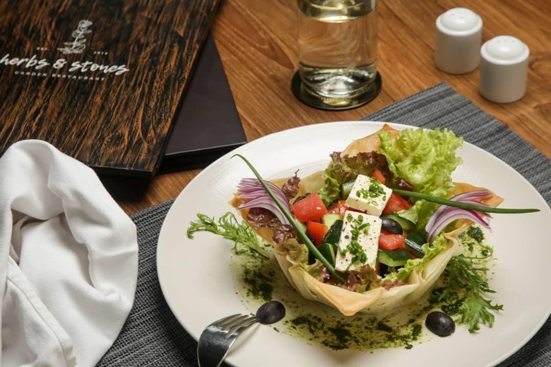 Herbs & Stones Garden Restaurant