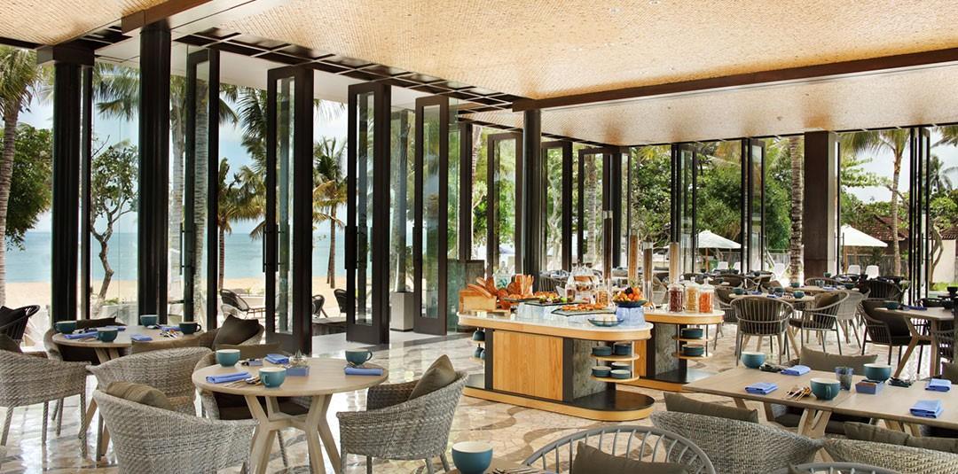 Sands Restaurant At The Anvaya Beach Resort Bali