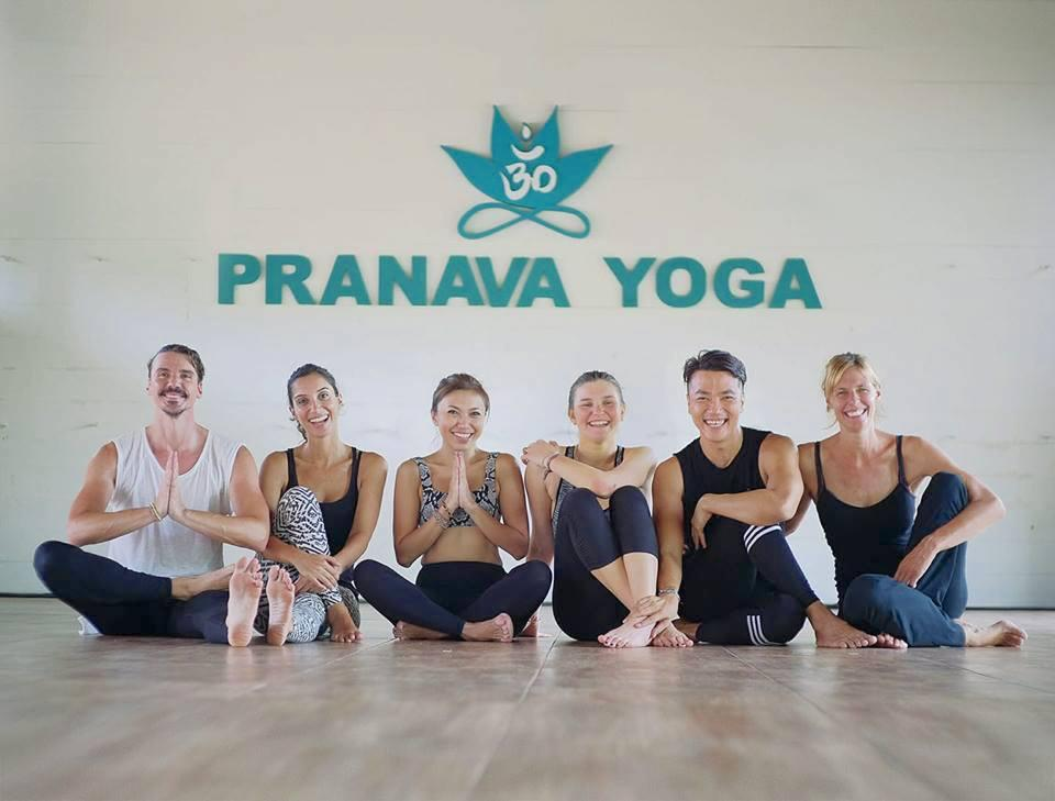 Pranava Yoga at Matra Bali Guesthouse