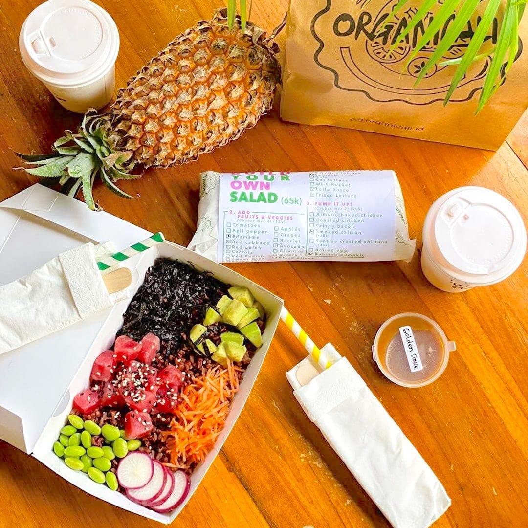 Organicali Bali