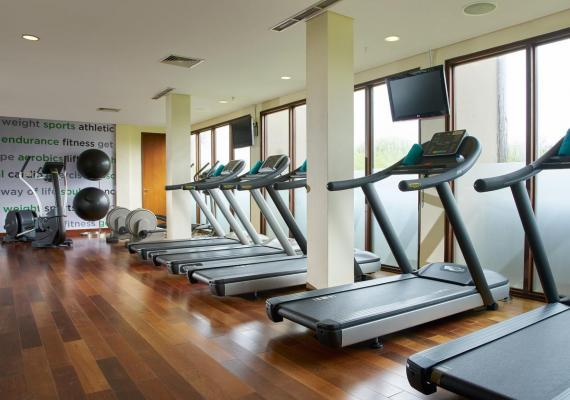 Gym at the Courtyard by Marriott Bali Nusa Dua