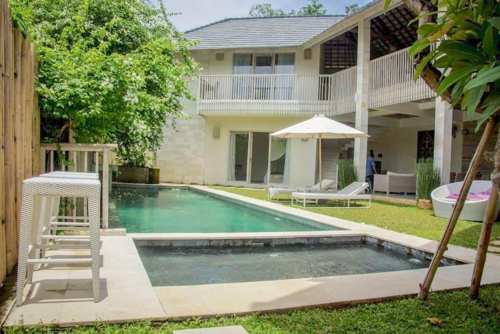 Villa Kayu Ulin