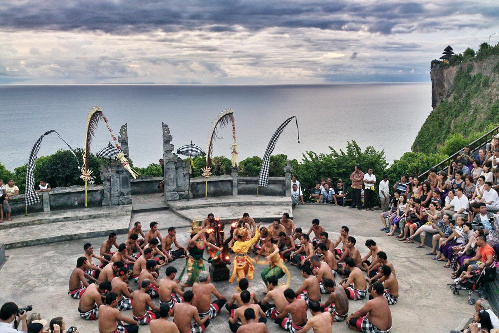 Uluwatu Kecak Dance and Dinner on the Beach