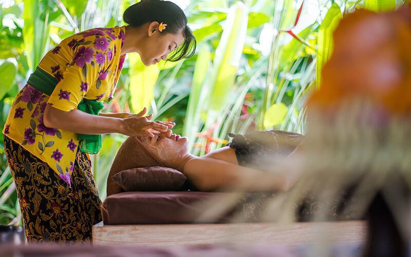 Visesa Balinese Healing Spa at Visesa Ubud