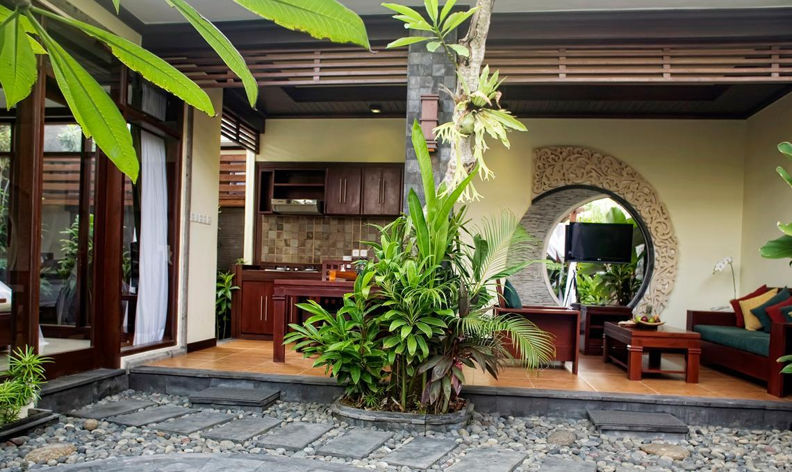 Your Private Bali Dream Villa In Trendy Canggu