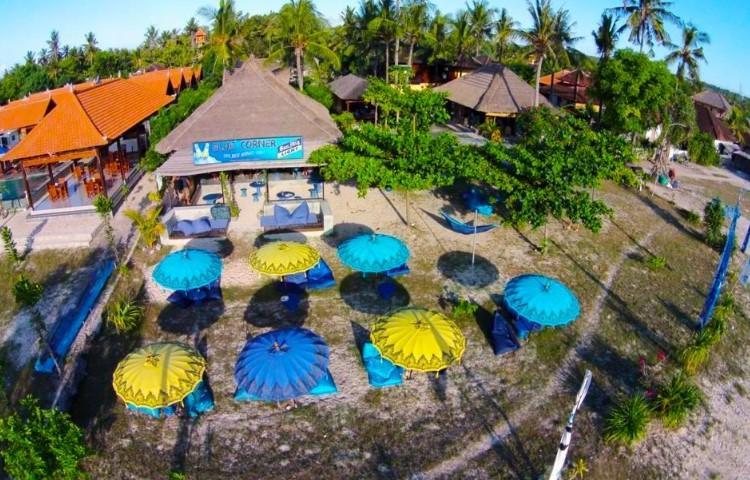 Blue Corner Dive Resort Lembongan