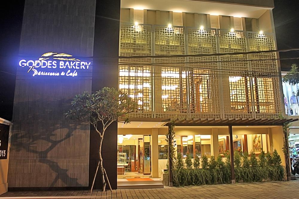 Goddes Bakery Bali